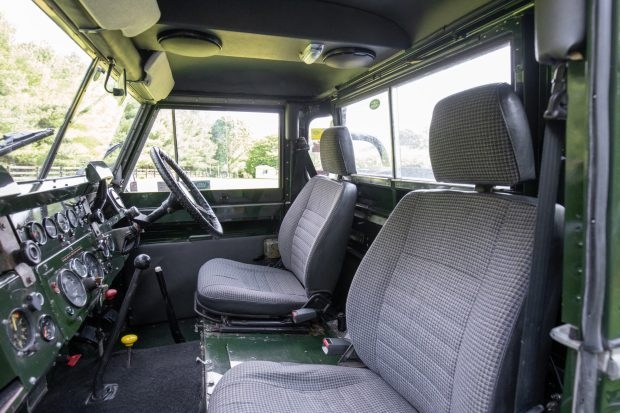1958 Land Rover 109 Series II 4×4 4