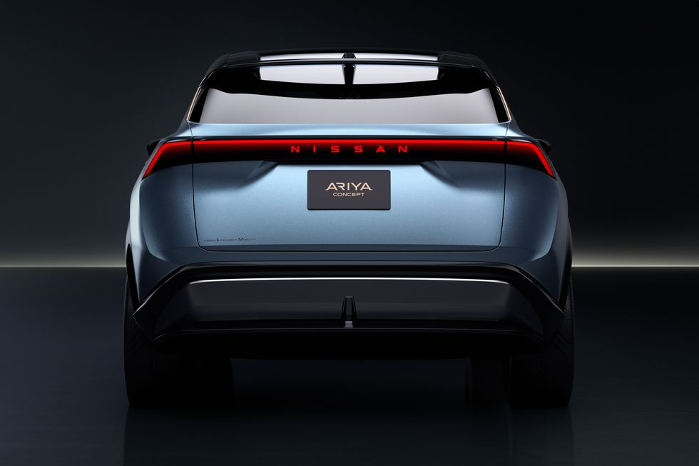 Nissan Ariya 6