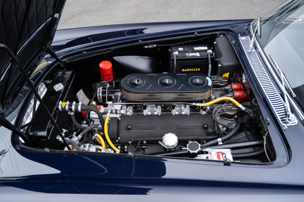 1960 Ferrari 250 GT Pinin Farina Coupe 8