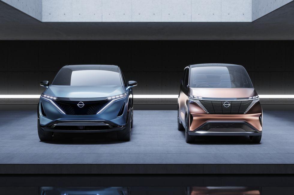Nissan Ariya 9