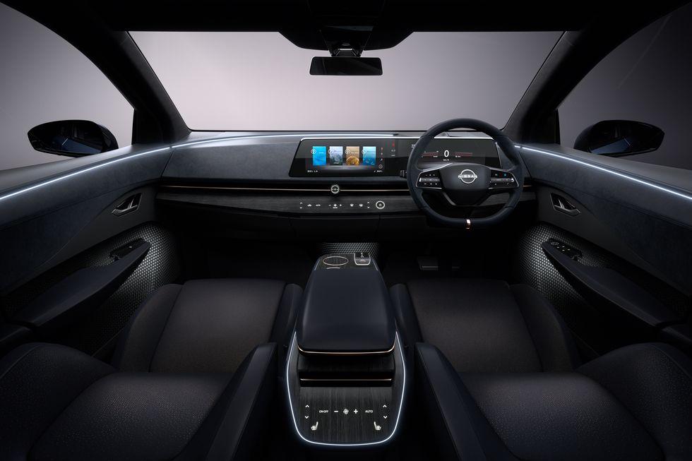 Nissan Ariya 19
