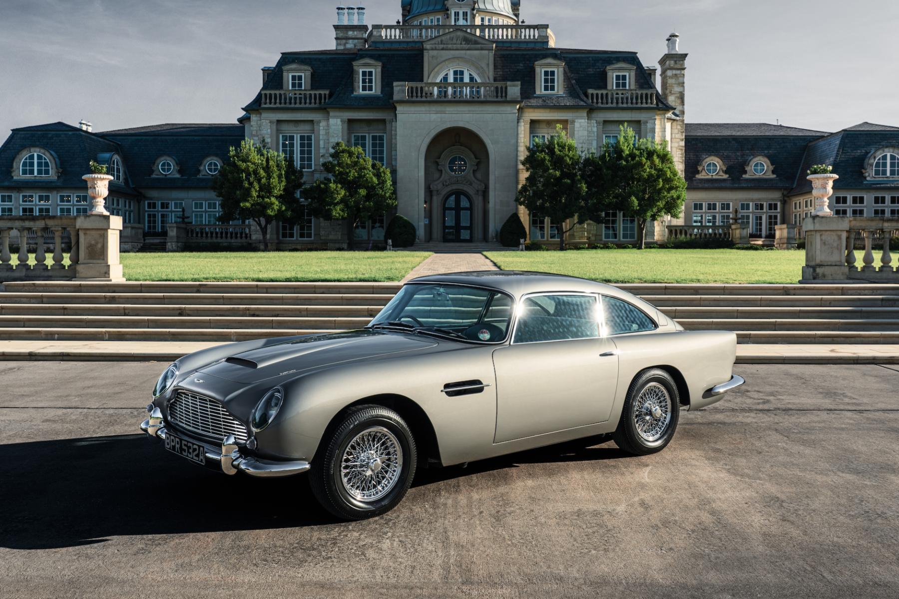 1963 Aston Martin DB5 2
