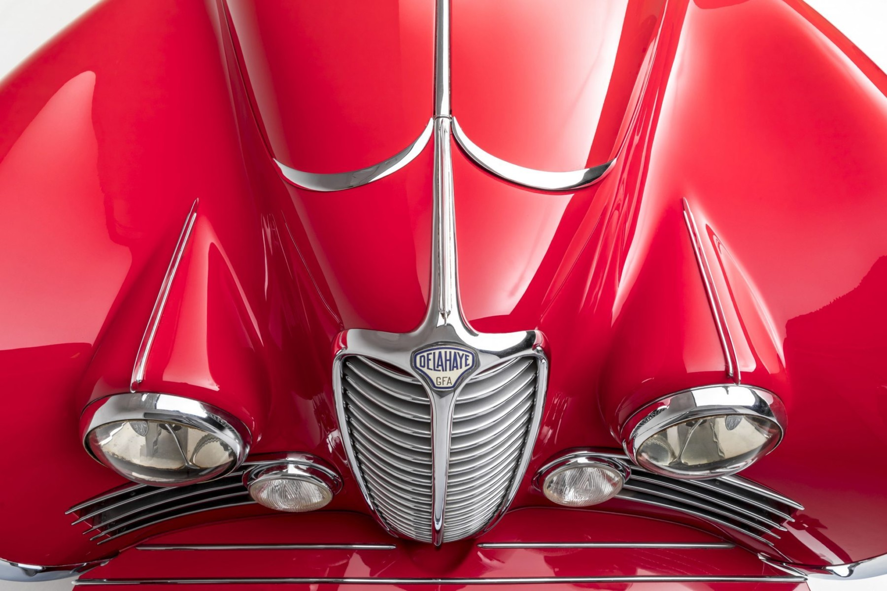 1949 Delahaye Type 175 Cabriolet by Figoni et Falaschi 6