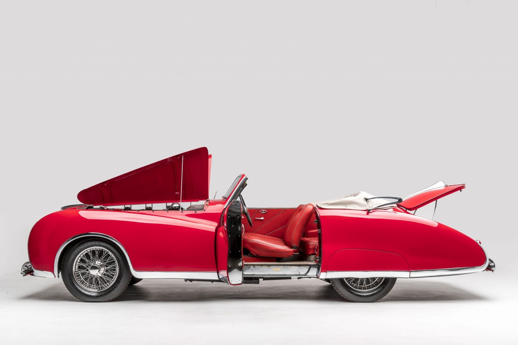 1949 Delahaye Type 175 Cabriolet by Figoni et Falaschi 5