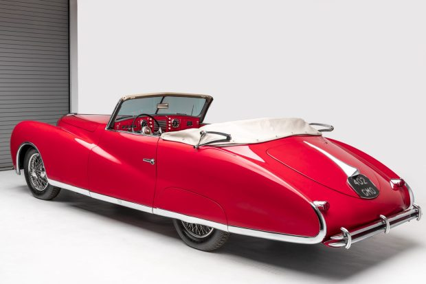 1949 Delahaye Type 175 Cabriolet by Figoni et Falaschi 3