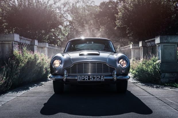 1963 Aston Martin DB5 4