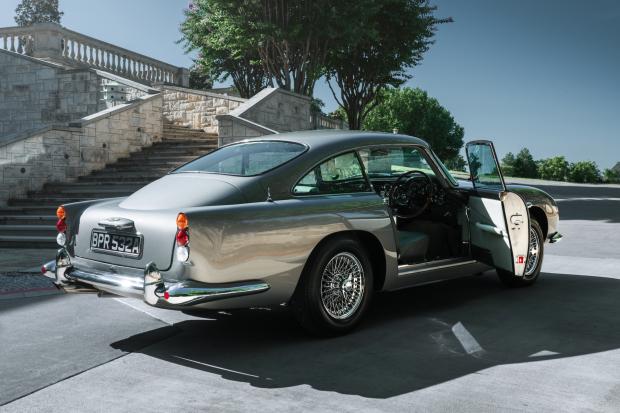1963 Aston Martin DB5 6