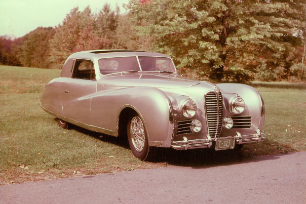 1949 Delahaye Type 175 Cabriolet by Figoni et Falaschi 13