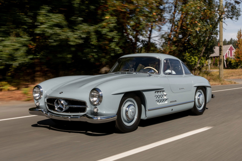 1957 Mercedes-Benz 300SL Gullwing 1