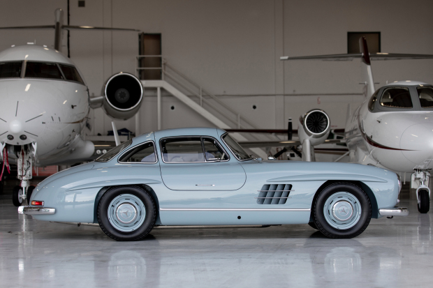 1957 Mercedes-Benz 300SL Gullwing 4