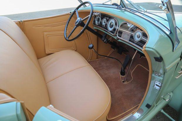 1935 Auburn 851 SC Boattail Speedster 6