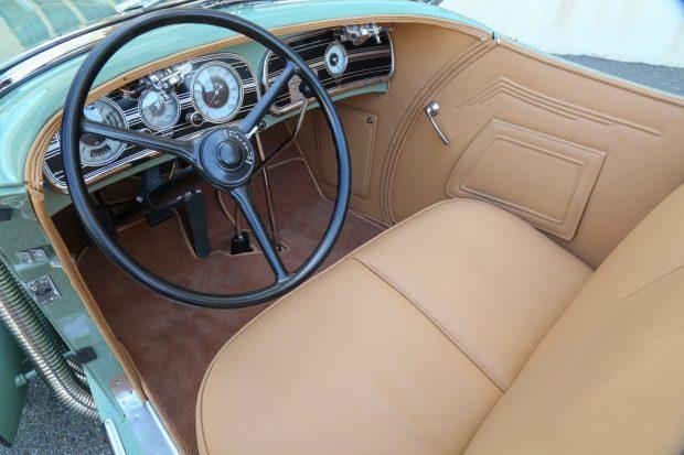 1935 Auburn 851 SC Boattail Speedster 7