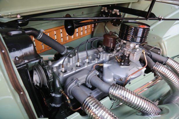 1935 Auburn 851 SC Boattail Speedster 8