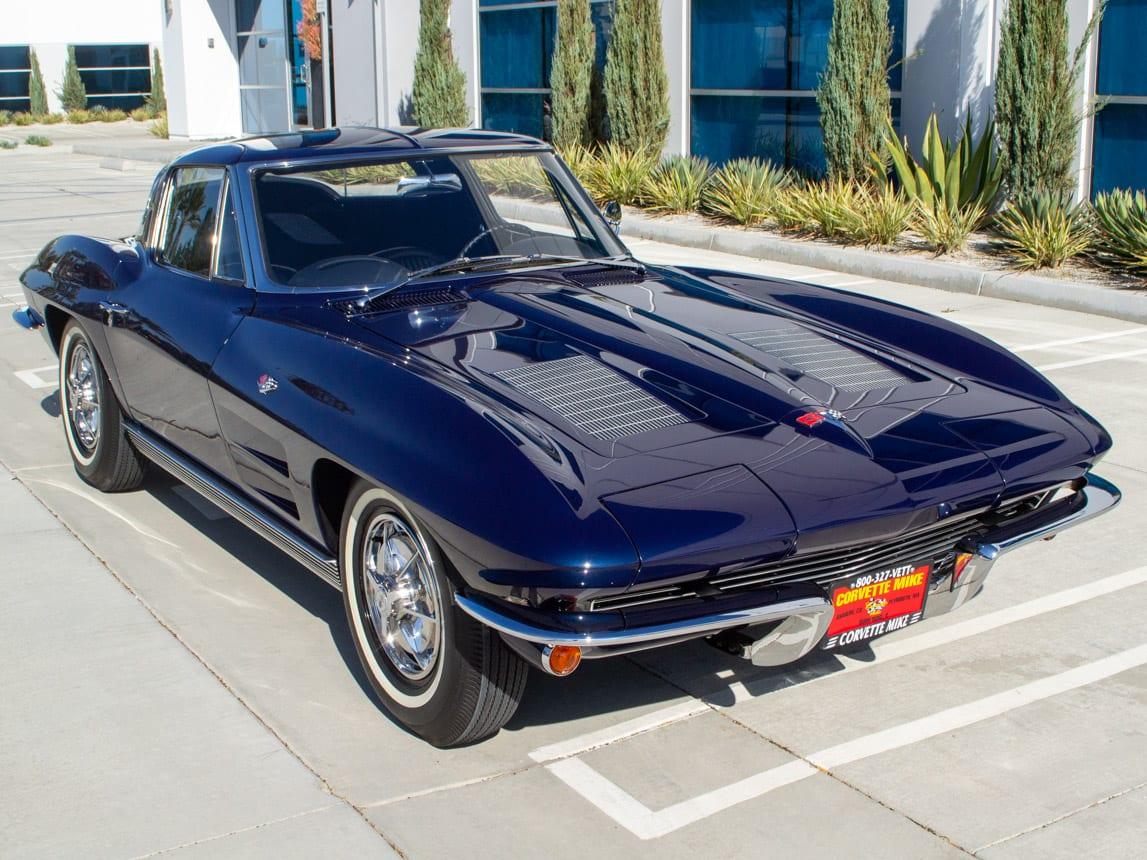 1963 Corvette Stingray Split Window Coupe 5