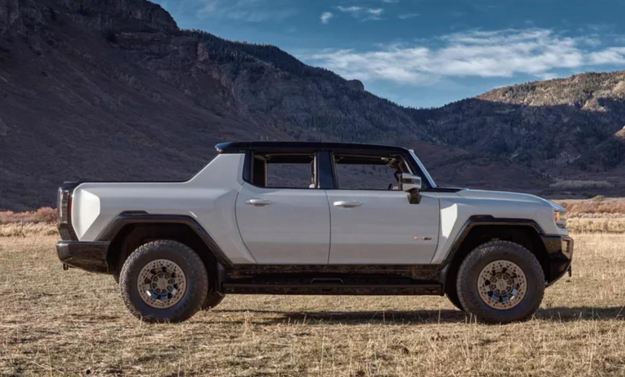 2022 Hummer EV 10
