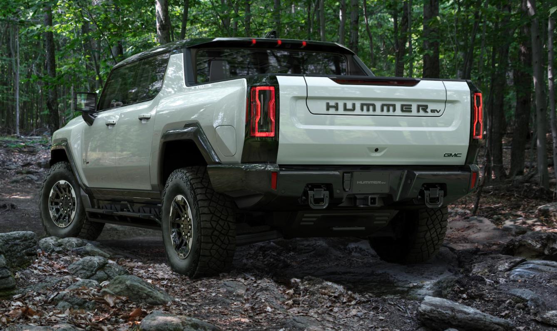 2022 Hummer EV 3