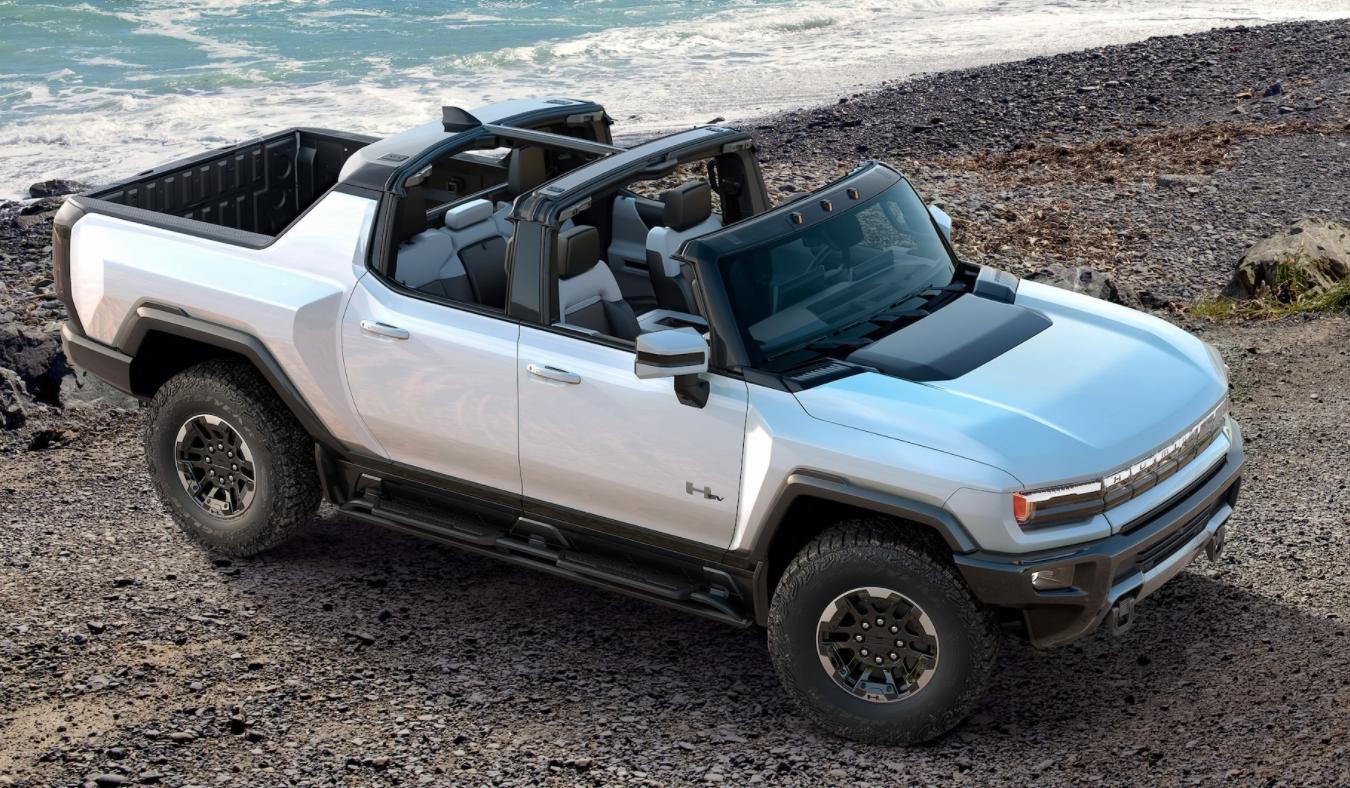 2022 Hummer EV 4