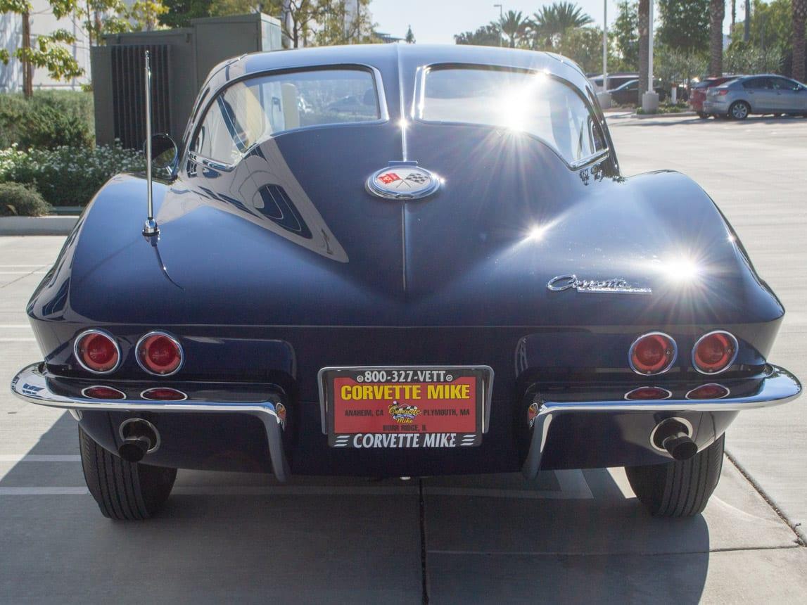 1963 Corvette Stingray Split Window Coupe 3