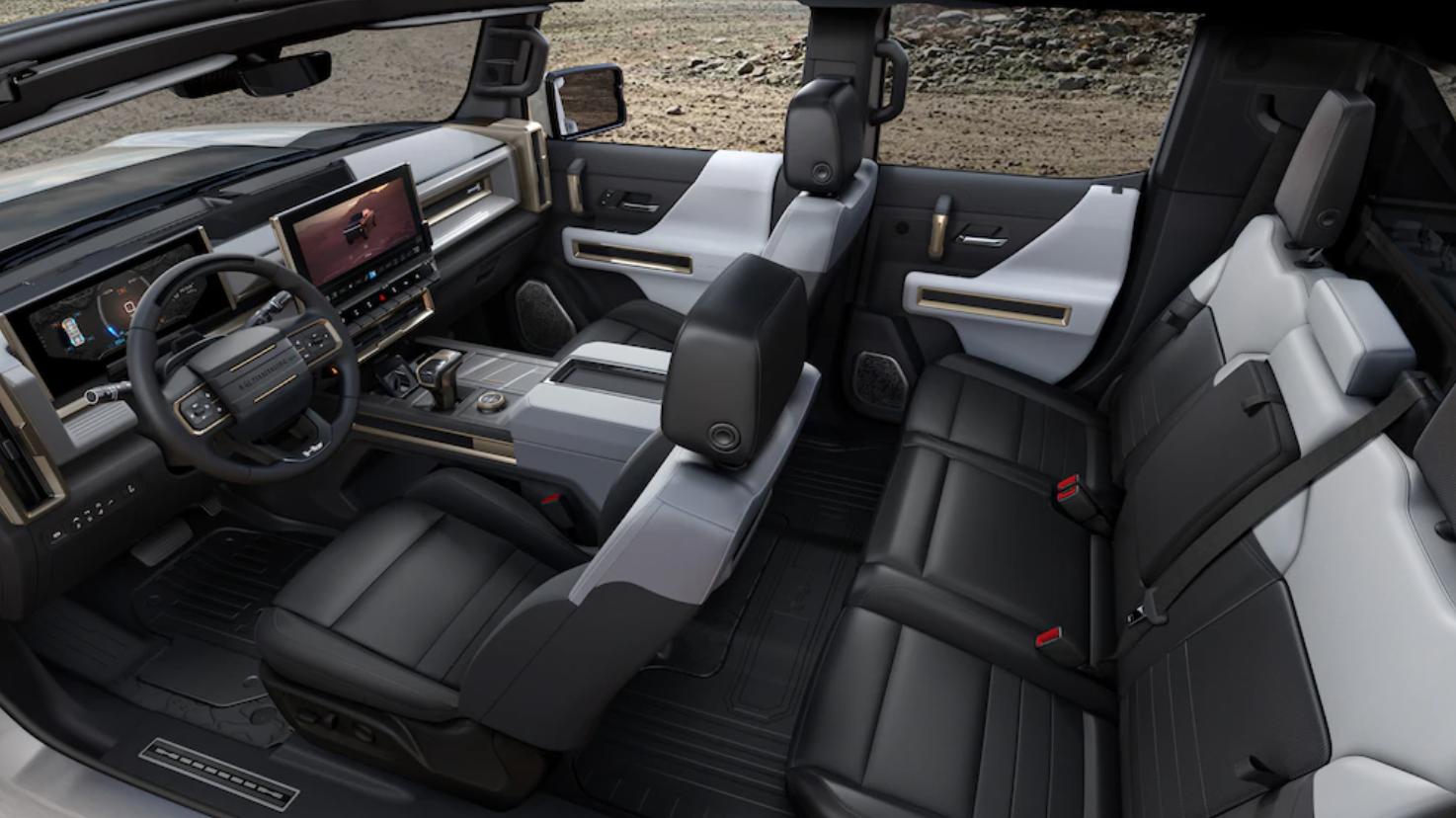 2022 Hummer EV 7