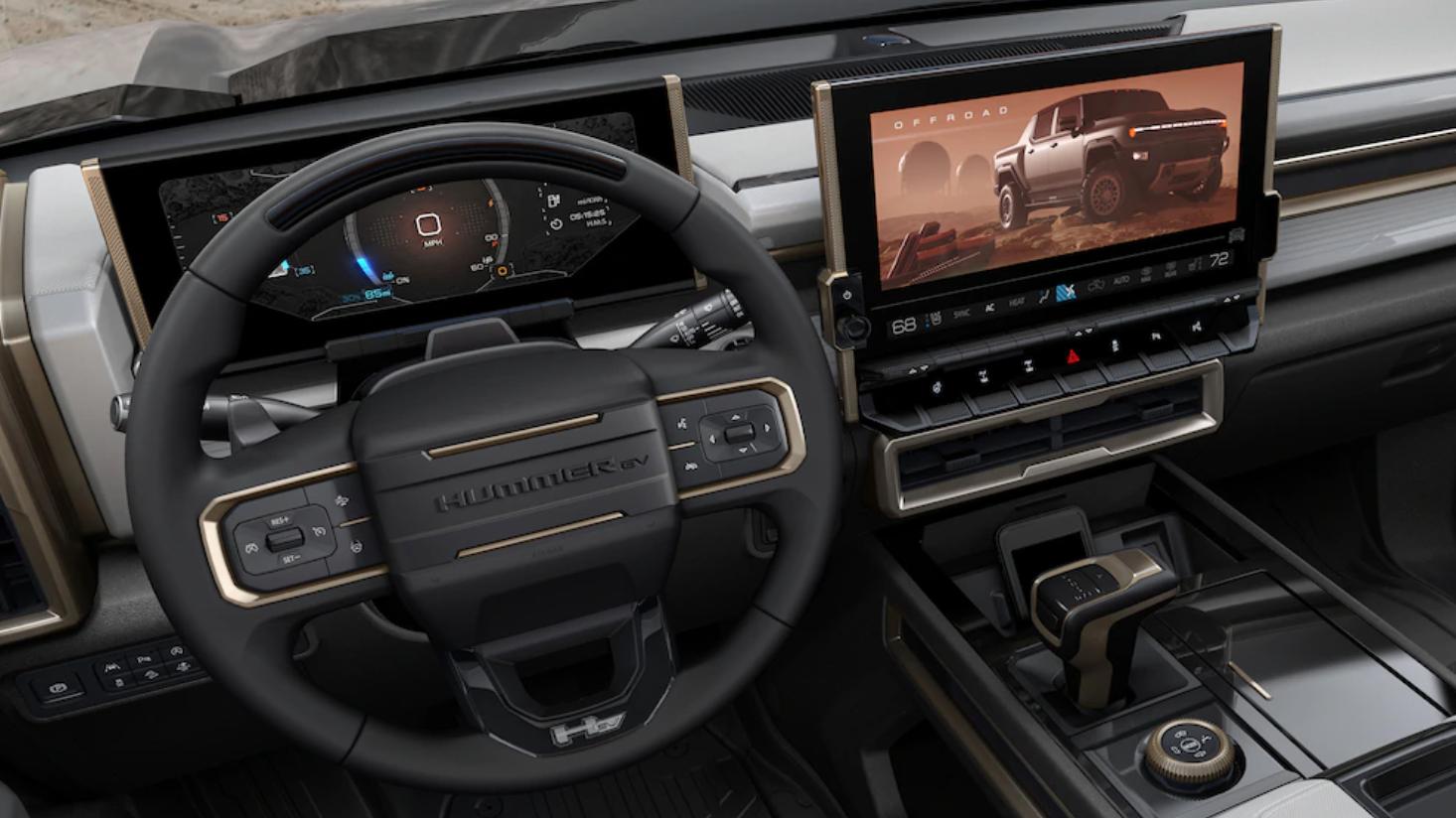 2022 Hummer EV 8