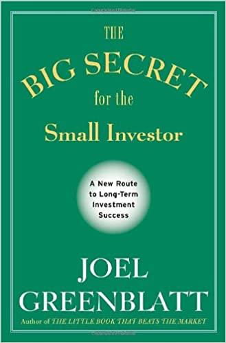 MiB: Joel Greenblatt on Relative Value 4