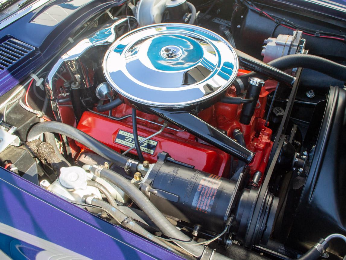 1963 Corvette Stingray Split Window Coupe 14