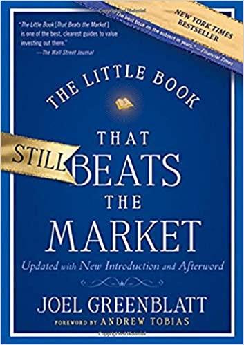 MiB: Joel Greenblatt on Relative Value 3