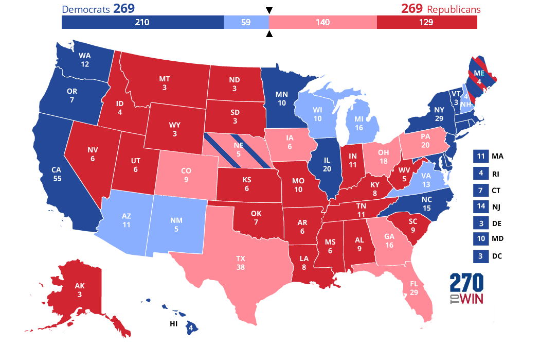 Random Thoughts on the 2020 Election 3