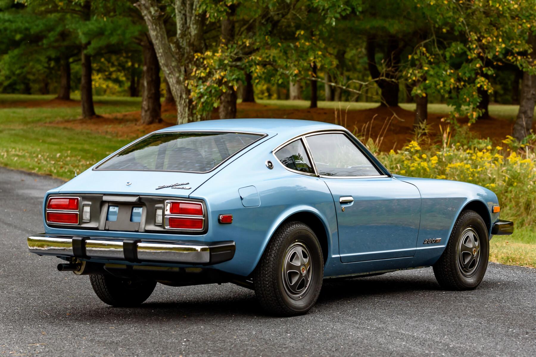 1976 Datsun 280Z 4