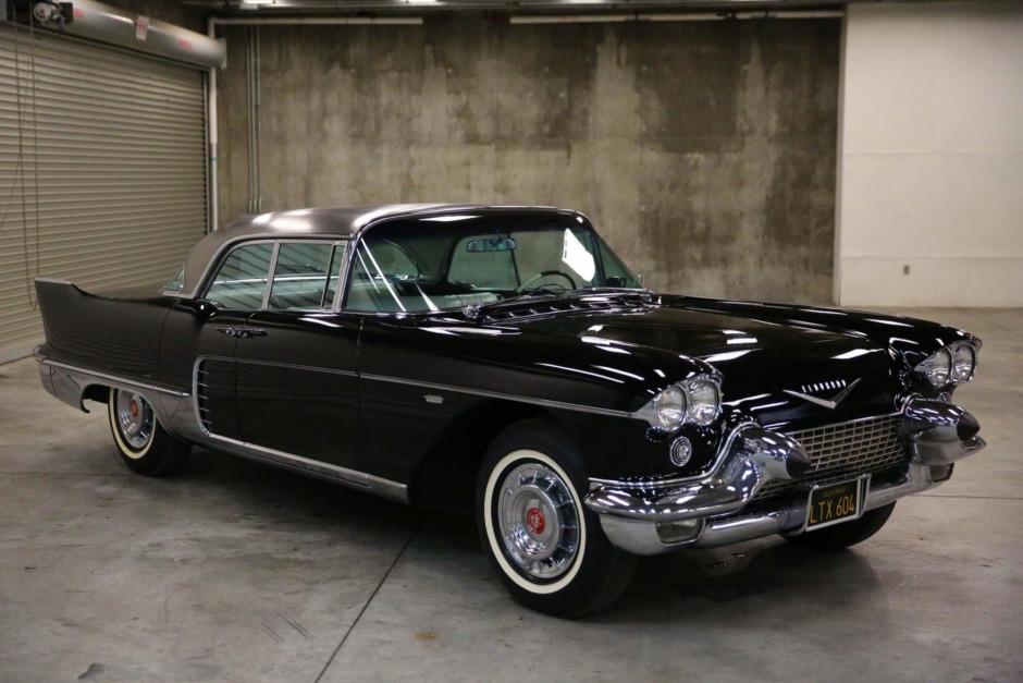 1957 Cadillac Eldorado Brougham 2