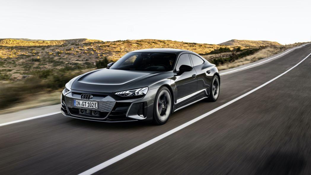 2022 Audi E-Tron GT 2