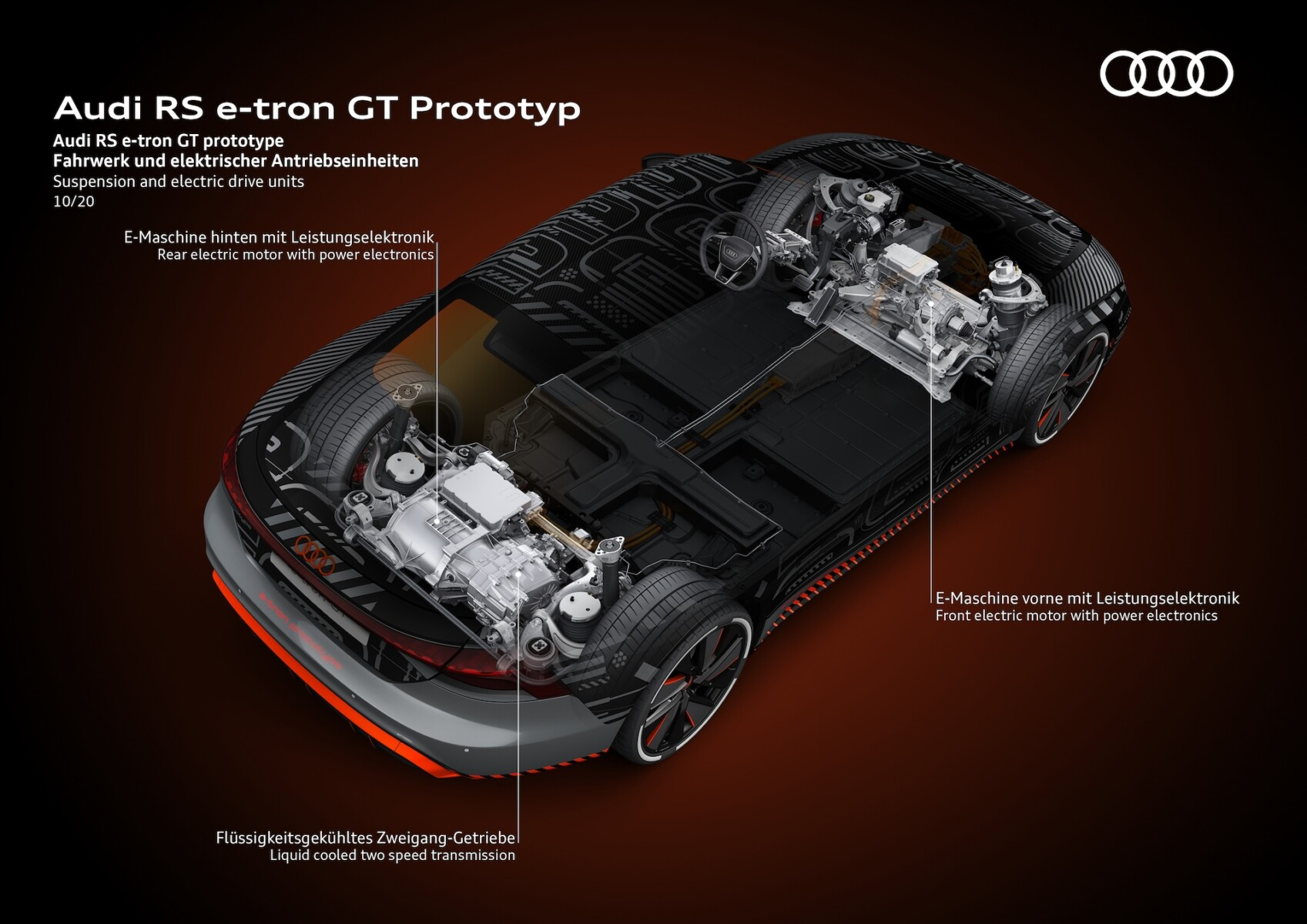 2022 Audi E-Tron GT 32