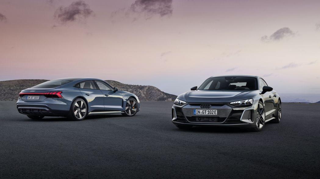 2022 Audi E-Tron GT 6
