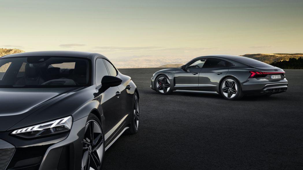 2022 Audi E-Tron GT 8