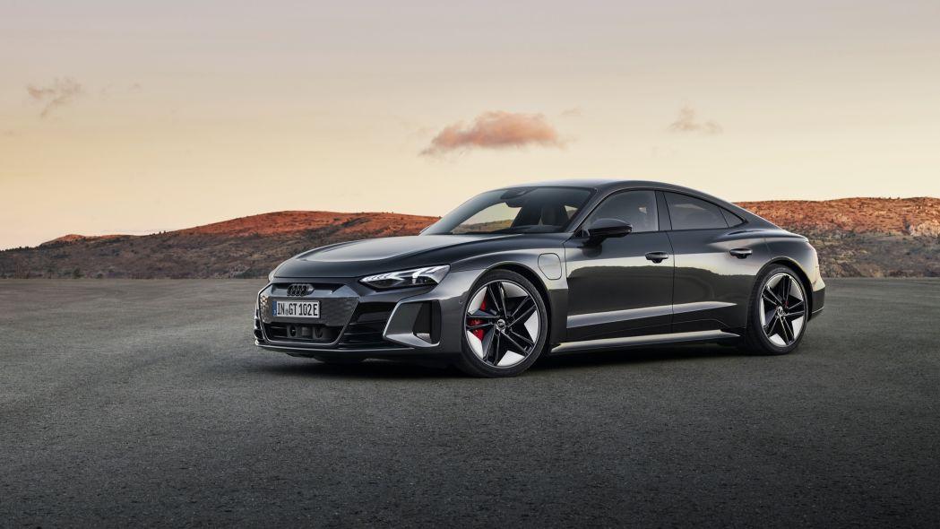 2022 Audi E-Tron GT 12