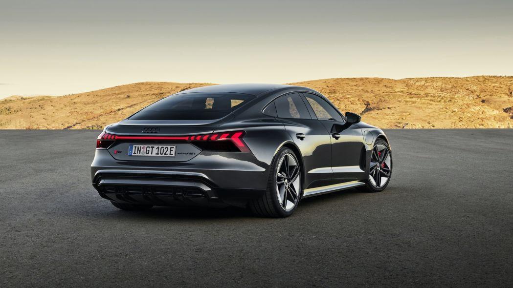 2022 Audi E-Tron GT 14