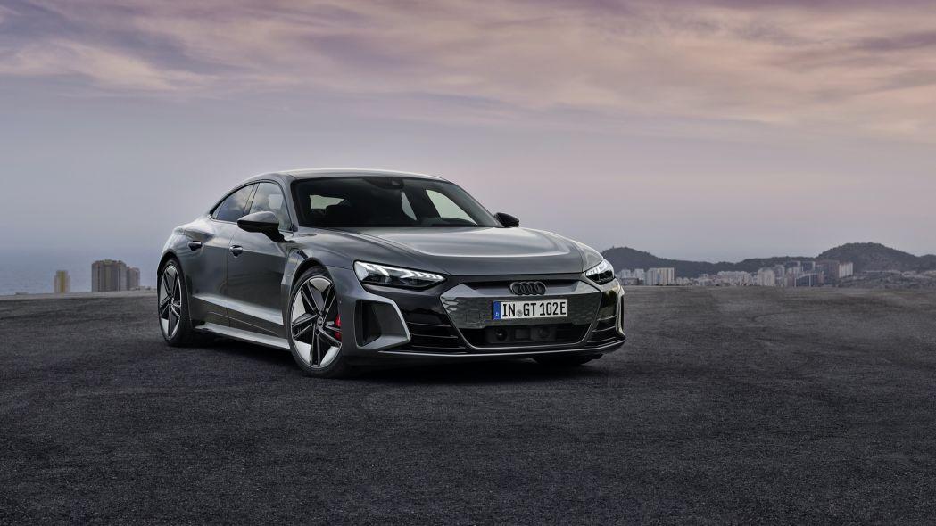 2022 Audi E-Tron GT 16