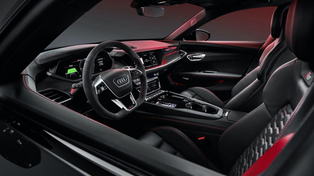 2022 Audi E-Tron GT 18