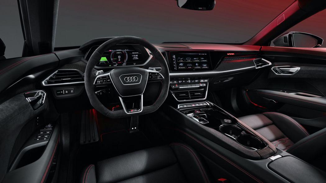 2022 Audi E-Tron GT 20