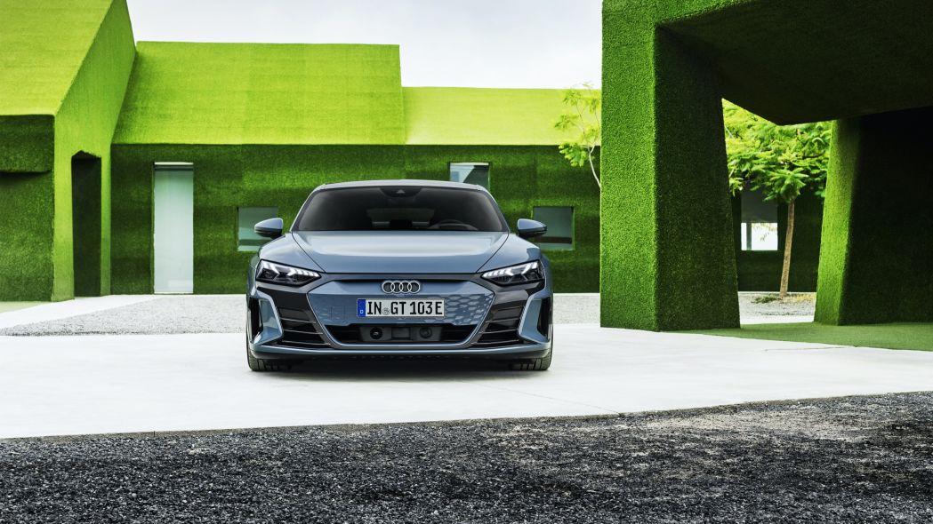 2022 Audi E-Tron GT 22