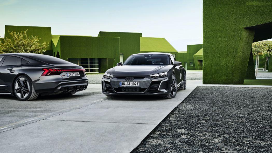2022 Audi E-Tron GT 26