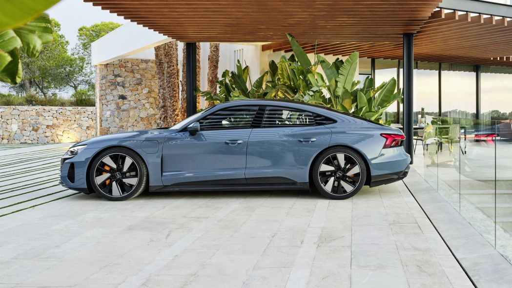 2022 Audi E-Tron GT 28