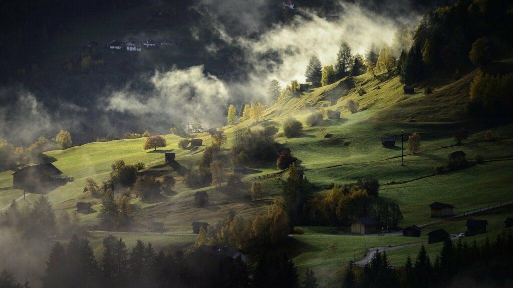 The Landscape 2